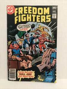 Freedom Fighters #12