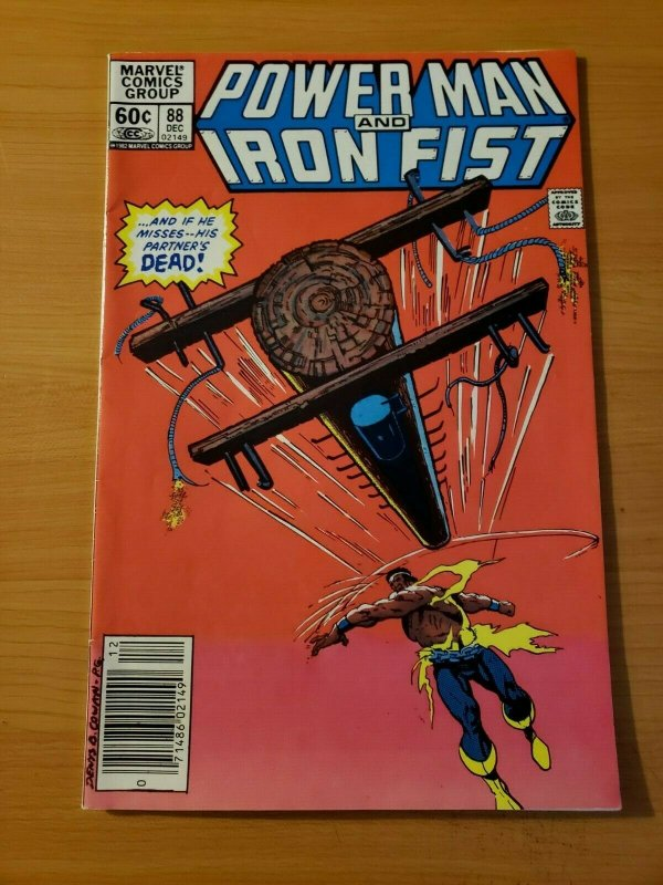 Power Man and Iron Fist #88 ~ NEAR MINT NM ~ (1982, Marvel Comics)