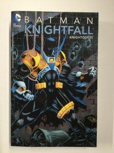 Batman Knightfall Volume Vol. 2 Tpb Softcover Sc Near Mint Nm Dc Comics