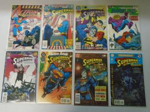 Action Comics Annual Comic Lot 30 Different Annuals & Specials 8.0 VF