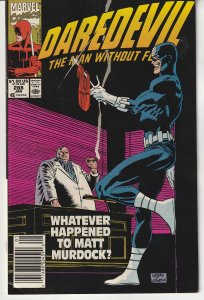 Daredevil(vol. 1)# 288  The New Evil Daredevil !!!!