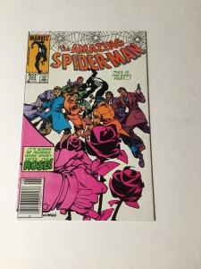 Amazing Spider-man 253 Vf/Nm Very Fine / Near Mint Newsstand