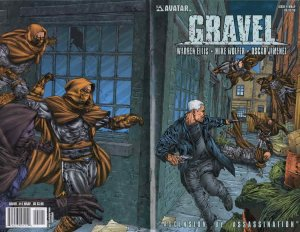Gravel #4 (wrap) VF/NM; Avatar | save on shipping - details inside