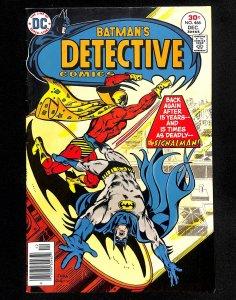 Detective Comics (1937) #466