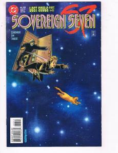 Sovereign Seven #13 VF DC Comics Comic Book Claremont Aug 1996 DE23