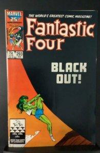 Fantastic Four #293 (1986)