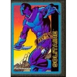 1993 Skybox Ultraverse: Series 1 SOLITAIRE #34