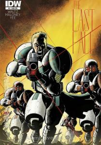 Last Fall, The #3A VF/NM; IDW | save on shipping - details inside