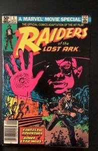 Raiders of the Lost Ark #1 (1981)