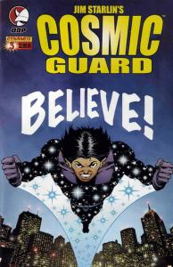 Cosmic Guard #3 VF/NM; Devil's Due | save on shipping - details inside
