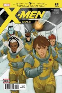 X-Men Gold (2017 series) #28, NM (Stock photo)