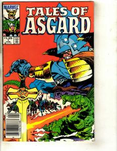 9 Marvel Comics Asgard 1 Tarzan 16 17 1 Dark Crystal 1 2 Triple Action 23 42 EK4