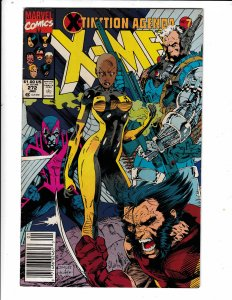 THE UNCANNY X-MEN#272  FN/VG   NO RESERVE Save on shipping