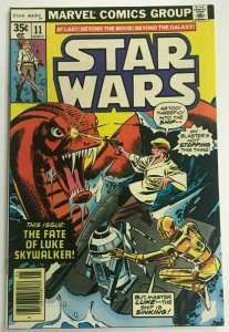 STAR WARS#11 VF 1978 MARVEL BRONZE AGE COMICS