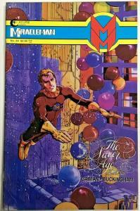 MIRACLEMAN#24 NM 1992 NEIL GAIMAN SCARCE FINAL ISSUE ECLIPSE COMICS