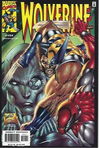 WOLVERINE #154 NEAR MINT $ 20.00