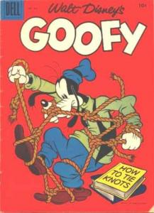 Goofy #7, VG (Stock photo)