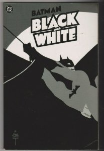 BATMAN BLACK & WHITE TPB 2006 DC COMICS