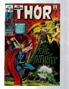 Mighty Thor # 188 VF Marvel Comic Book Loki Odin Asgard Sif Avengers Hulk RB8