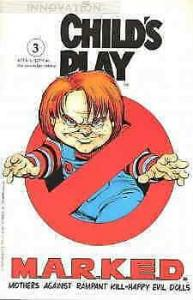 Child's Play: The Series #3 FN; Innovation | save on shipping - details inside