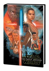 Star Wars The Force Awakens Adaptation HC (Marvel, 2017) - New/Sealed!