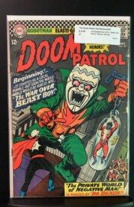 Doom Patrol #107 (1966)