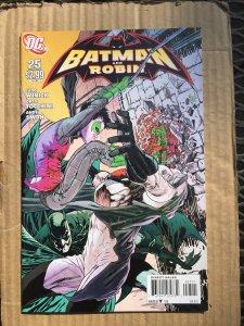 Batman and Robin #25 (2011)