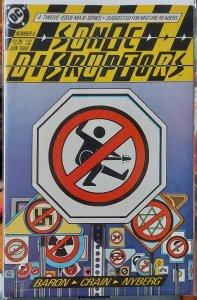 Sonic Disruptors #6 (1988)