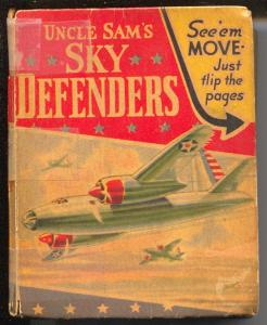 Uncle sam's Sky Defenders #1461-1941-WWII aviation--G