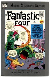 MARVEL MILESTONE EDITION: Fantastic Four #1- comic book 1991 -FIRST appearance