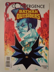 Convergence Batman and the Outsiders #2 (2015)