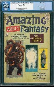 Amazing Adult Fantasy #11 (Marvel, 1962) PGX 5.5