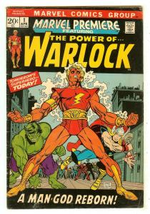 Marvel Premiere 1   Origin Warlock