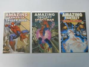 Amazing Fantasy Spider-Man set #16-18 8.0 VF (1995-96)