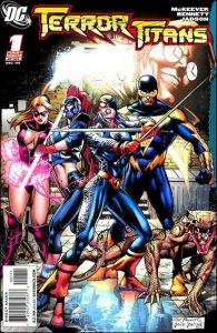 DC TERROR TITANS #1 VF