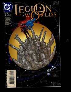 12 DC Comics Legion World #1 2 3 4 5 6 Legends Of The Legion #1 2 3 4 +MORE GK33
