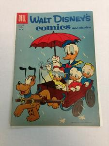 Walt Disniey's Comics and Stories 182 VG+ to VG/FN Carl Barks Art (Nov. 1955)