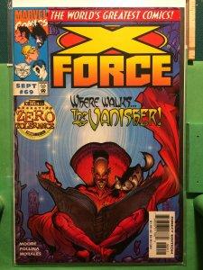 X-Force #69 Operation Zero Tolerance