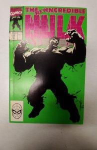 The Incredible Hulk #377 (1991) NM Marvel Comic Book J679