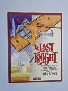 Last Knight #1 GN Graphic Novel 8.0 VF (2000)