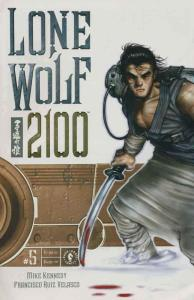 Lone Wolf 2100 #5 VF/NM; Dark Horse | save on shipping - details inside