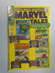 Marvel Tales #4 (1966) 4.0/VG