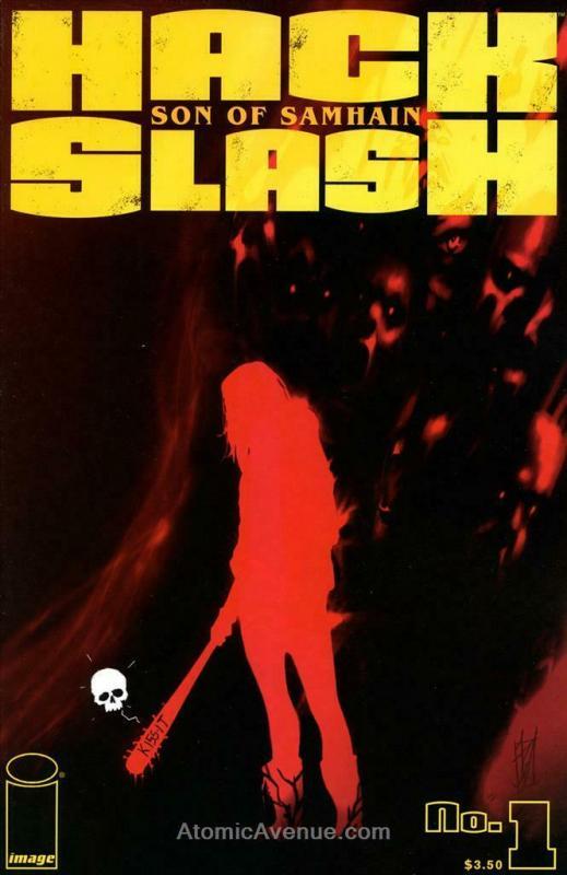 Hack/Slash: Son of Samhain #1A VF; Image   save on shipping - details inside