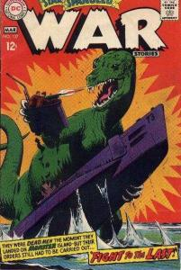 Star Spangled War Stories (1952 series) #137, VG+ (Stock photo)