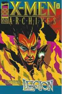 The X-men Archives limited series