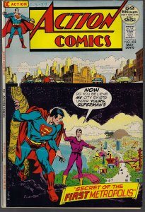 Action Comics #412 (DC, 1972)