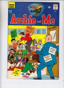Archie and Me #8 (Jun-66) FN/VF Mid-High-Grade Archie