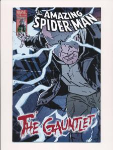 the AMAZING Spider-Man #612 The Gauntlet ~ Marvel Comics 2011 ~VERY FINE (HX536)