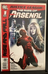 Justice League: The Rise of Arsenal #1 (2010)