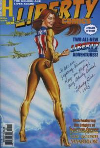 Liberty Comics (Heroic) #1 VF/NM; Heroic   save on shipping - details inside